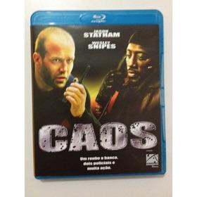 Caos Blu Ray - Statham - Snipes