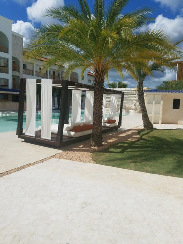cap cana  2bedrooms apartment usd$950 ( free gym)