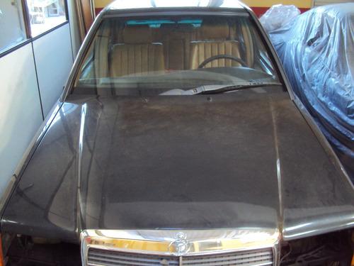 capô mercedes benz 190e 1986 w201
