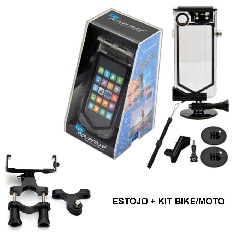 Capa a prova dgua iphone 4 4s kit motobike go adventure r carregando zoom thecheapjerseys Images