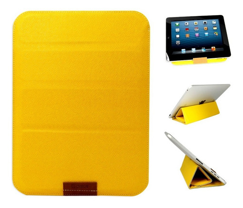 capa a tablet ate 8 + caneta touch + suporte + 3 adesivos