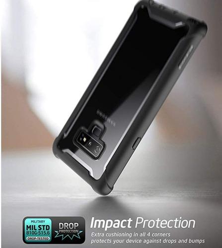 capa anti-impacto defender full samsung note 9 i-blason