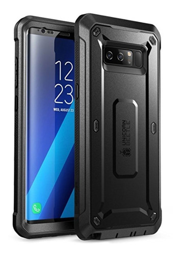 capa anti-impacto defender samsung galaxy note 8 - supcase