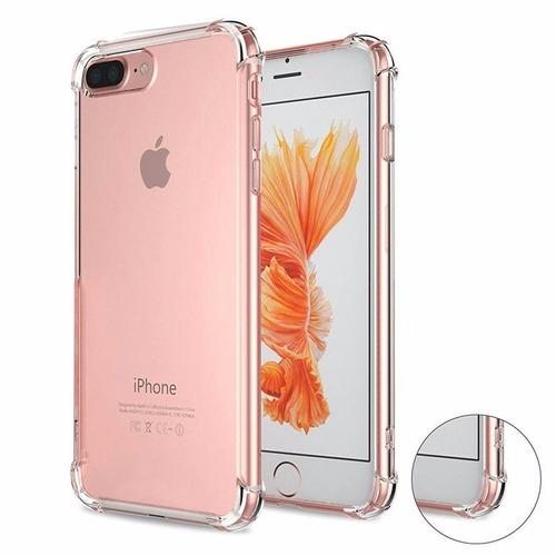 capa anti-impacto dupla proteção iphone 7 plus 8plus+p/vidro
