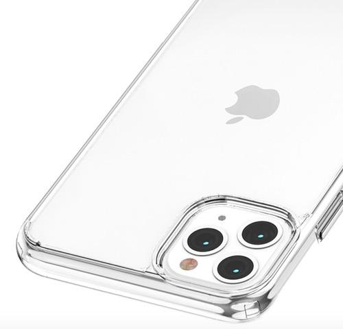 capa anti-impacto p/ apple iphone 11 pro max transparente