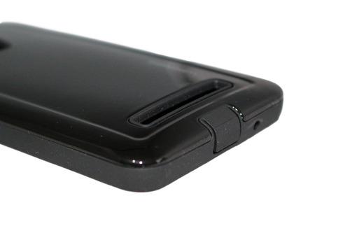 capa anti impacto polido zenfone 6 +pelicula de vidro