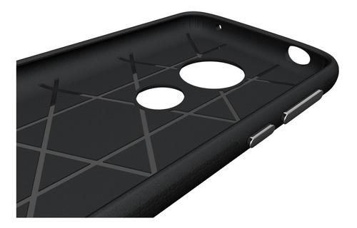 capa anti impacto proteção camera moto g6 play moto e5 2018