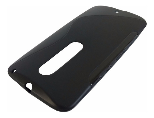 capa anti impacto tpu moto x style flexível
