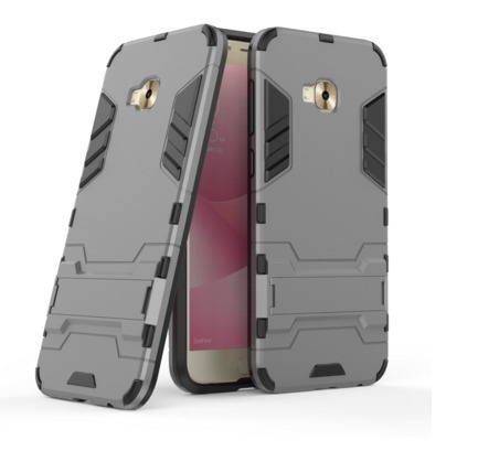 capa anti-shock escovado zenfone 4 selfie pro+1 p / vidro