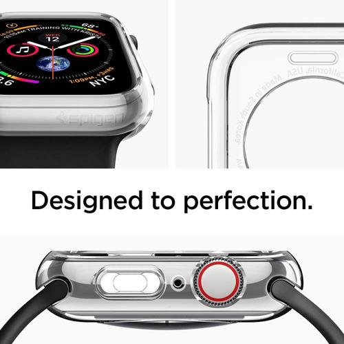 capa apple watch series 5 / 4 44mm spigen liquid crystal