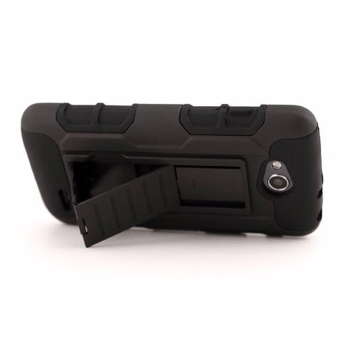 capa armadura 3x1 cinto anti shock super proteção p/ lg l70