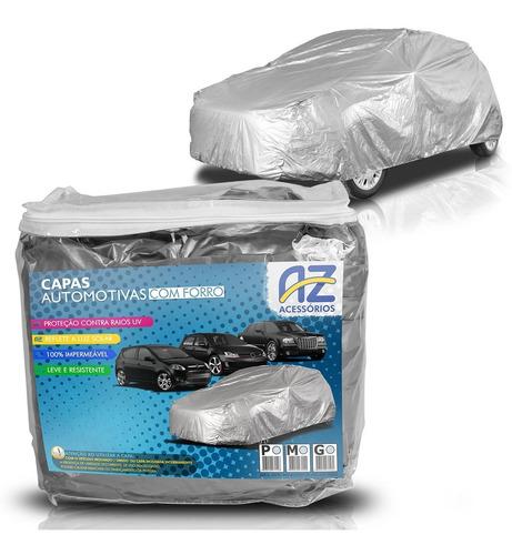 capa automotiva protetora para carro com forro central p m g
