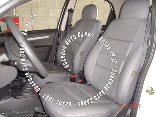 capa automotiva sob medida p/ banco gm celta