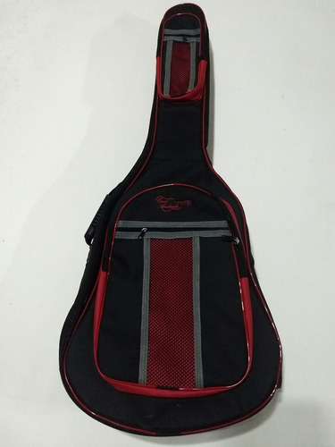 capa bag casa andrade violão