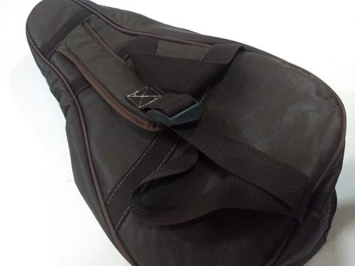 capa bag solid sound cavaco lt br couro sintético