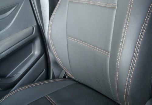 capa banco automotivo couro gm onix 2013 1.0 lt