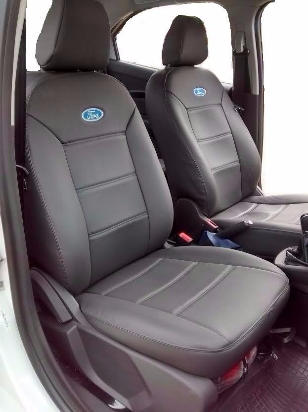 Capa De Banco Couro Ecol 243 Gico Fiesta Ka Focus Carros Ford