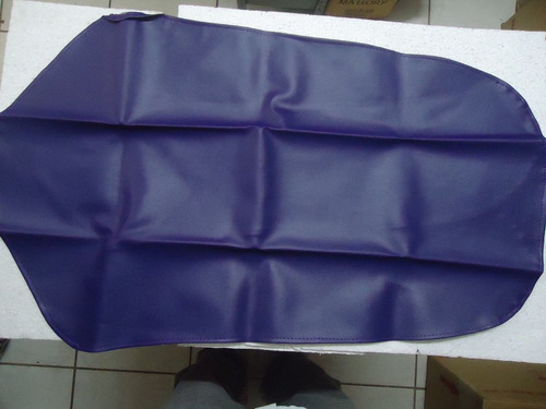 capa banco nx 150 89 / 90 lilas