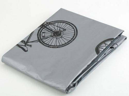 capa bike chuva bicicleta elétrica scooter 100% impermeável