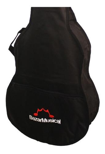capa boa bag mochila violão clássico standart promoção