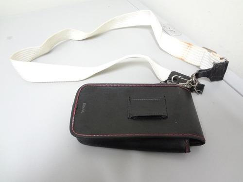 capa bolsa camera maquina fotográfica yashica antiga