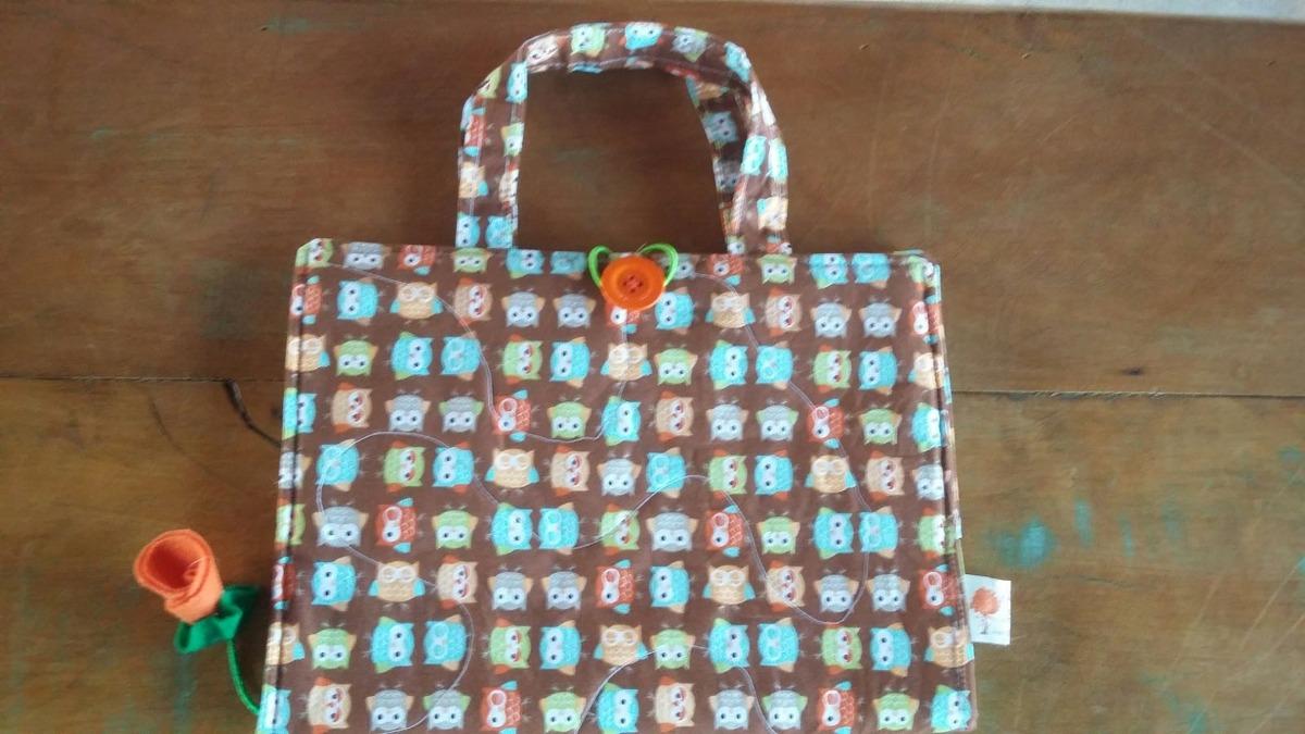 Bolsa De Tecido Para Carregar Livros : Capa bolsa para livro caderno ou biblia de tecido r