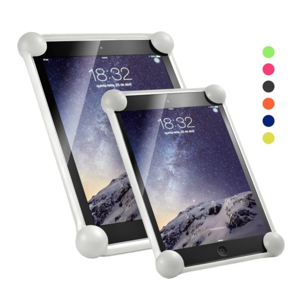 Capa Bumper Anti-impacto Tablet Samsung Galaxy Tela 9 A 11 - R  34 ... 5fcf7a7d08
