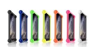 capa bumper universal tablet de 6 7 8 polegadas anti-impacto