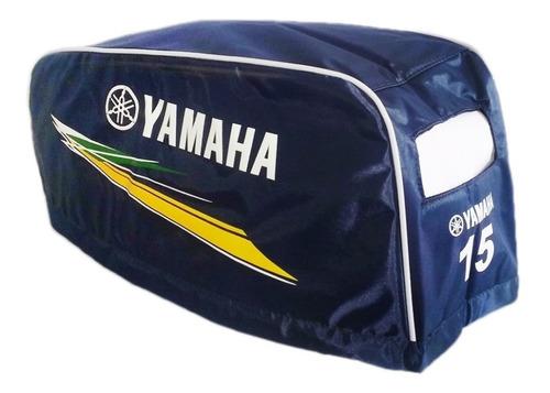 capa capô motor popa yamaha 15 gmhs modelo novo em promoção