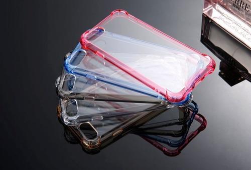 capa capinha anti-impacto dupla proteção iphone 7 8+1p/vidro