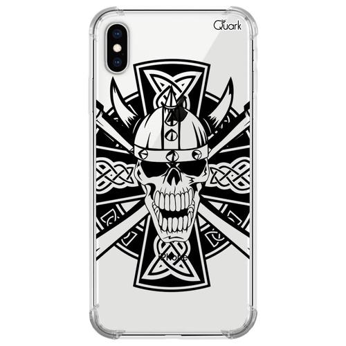 capa capinha anti shock apple iphone xs max cruz celt 0973