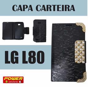 92b0b039145 Capa Lg L80 Carteira Personalizadas - Acessórios para Celulares no Mercado  Livre Brasil
