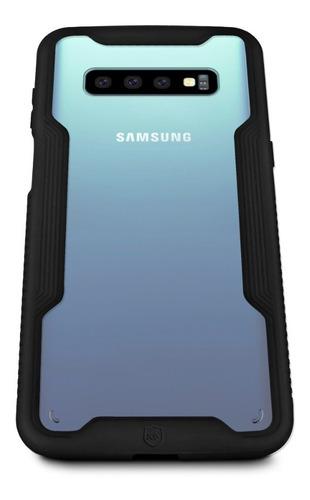capa capinha case dual shock samsung galaxy s10 plus - gs