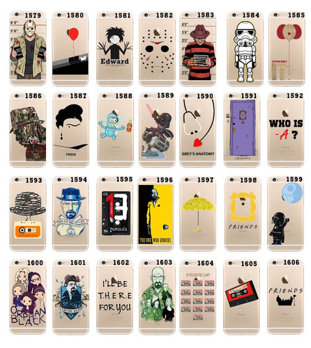 capa capinha case iphone 4s 5 5s 5c se 6 6s 7 7 8 x 8 plus