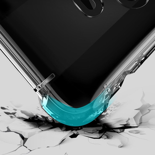 capa capinha case lg k40s anti choque + película de vidro