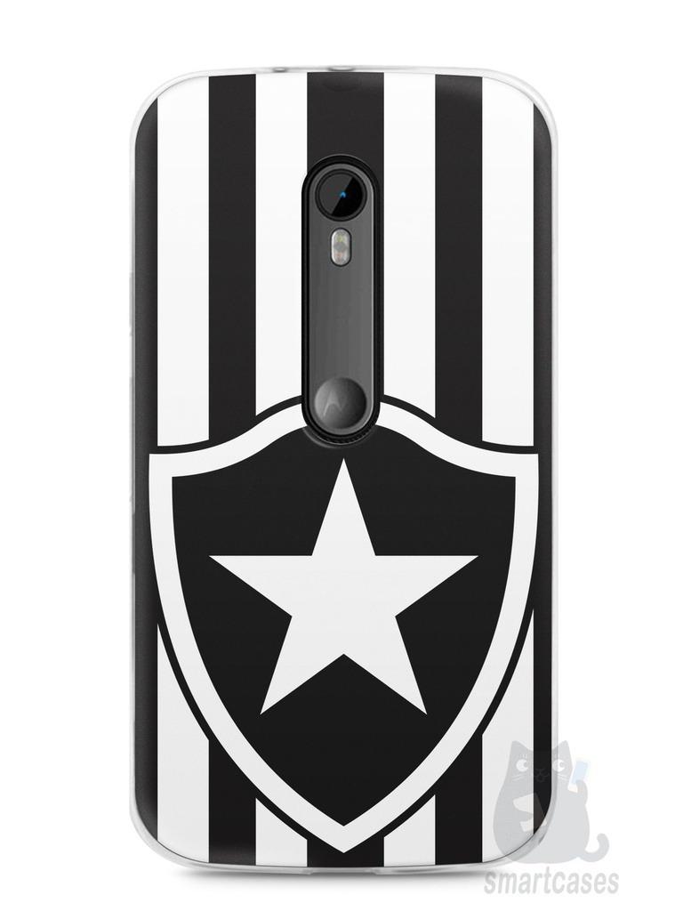 Capa Capinha Celular Motorola Moto G3 Time Botafogo - R  29 025ef6deb81ce