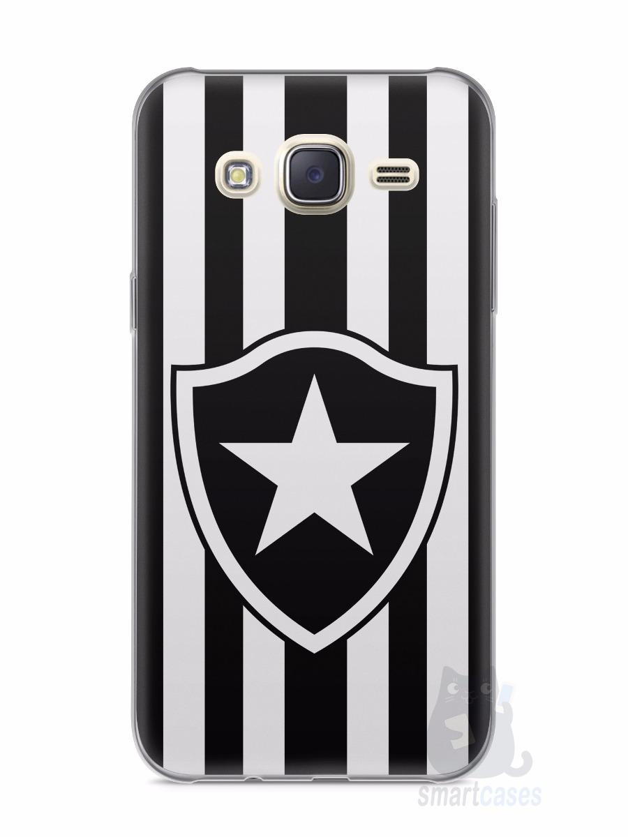 Capa Capinha Celular Samsung Galaxy J7 2015 Time Botafogo  1 - R  29 ... 992b12fb73b4c