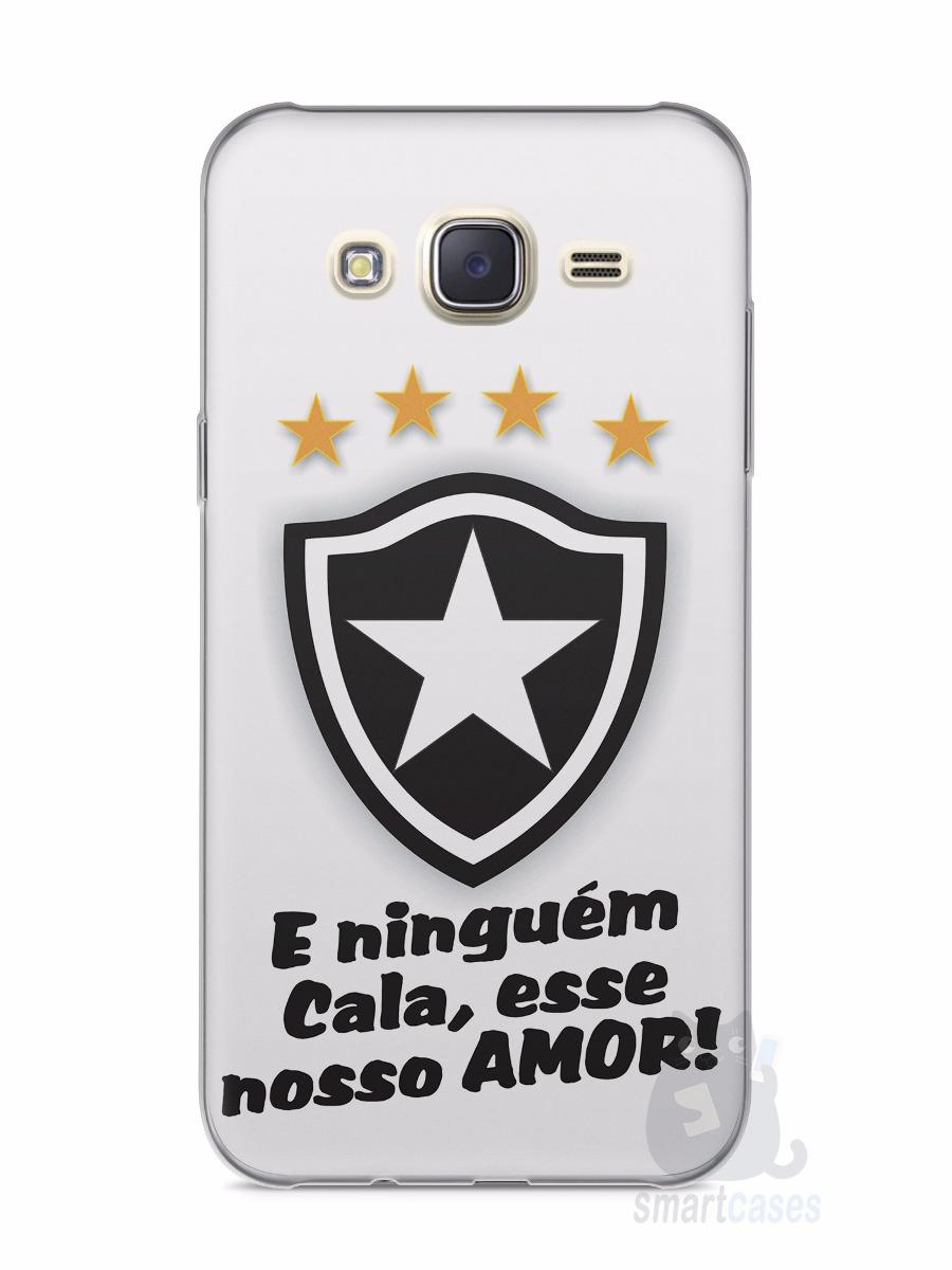 Capa Capinha Celular Samsung Galaxy J7 2015 Time Botafogo  2 - R  29 ... 212c5ca6317f4