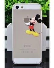 capa, capinha de iphone 4 - turma do mickey