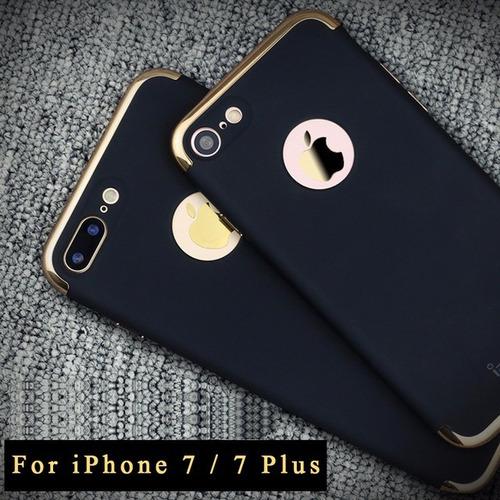capa capinha dupla proteção iphone 5 5s se 6 6s 7 8 plus