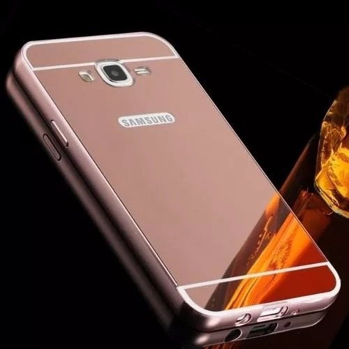 Capa Capinha Espelhada Anti Impacto Samsung Galaxy J2