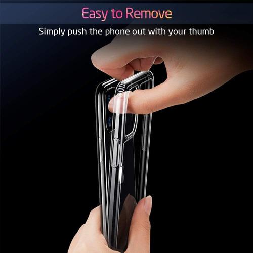 capa capinha iphone 11 (6.1) esr mimic vidro temperado case