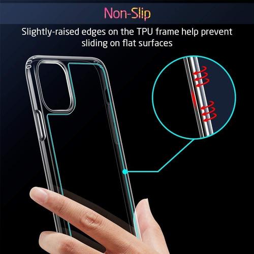 capa capinha iphone 11 pro max 6.5 esr mimic vidro temperado