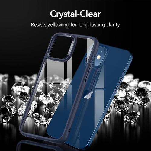 capa capinha iphone 12 mini (5.4) esr echo vidro temperado
