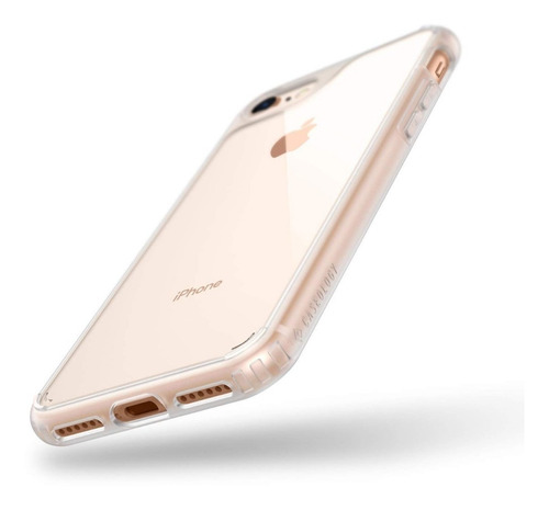 capa capinha iphone 8/ 7 caseology waterfall transparente