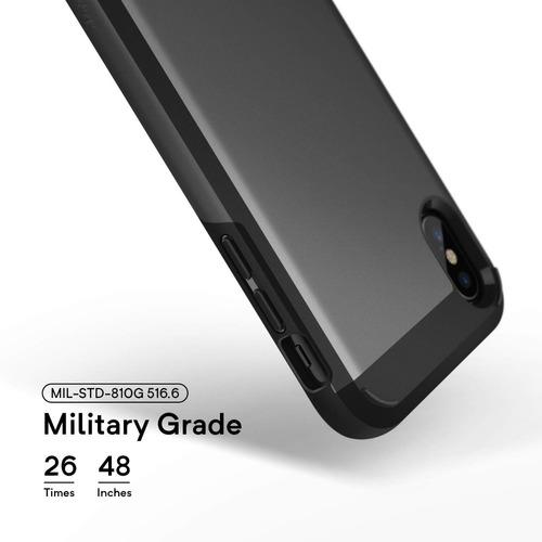 capa capinha iphone xs/x legion caseology case anti impacto