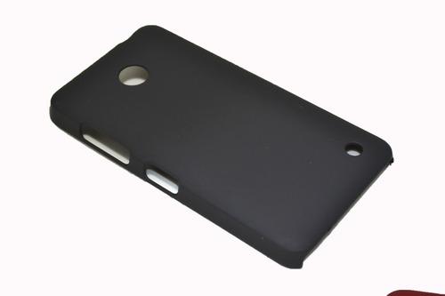 capa capinha policarbonato nokia lumia 630 - frete grátis!