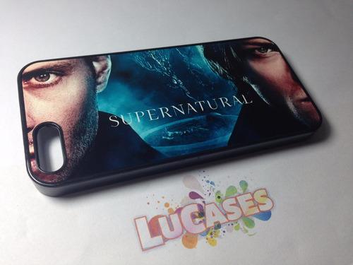 capa capinha supernatural serie series iphone 4 5 6 plus