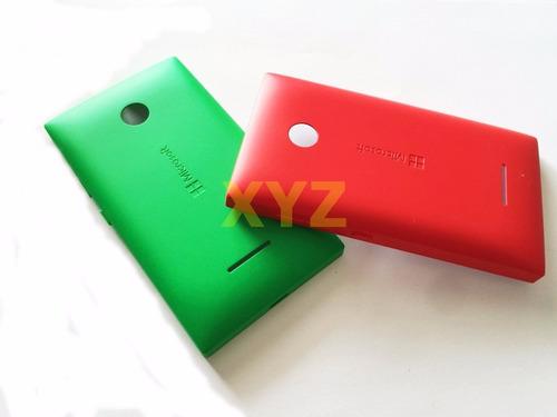 Capa capinha tampa traseira celular microsoft lumia 435 for 11 435