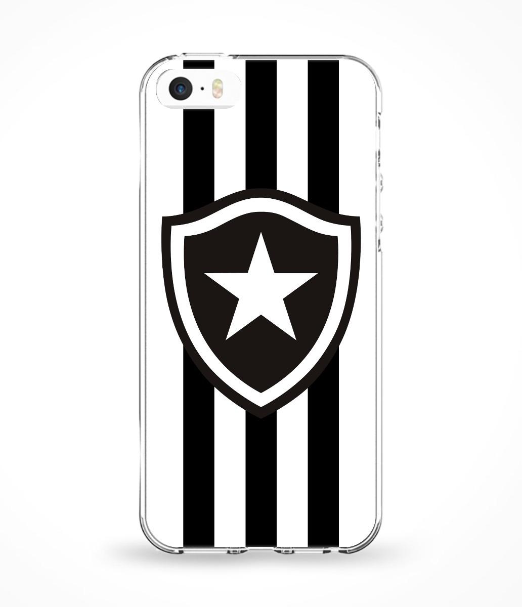 Capa Capinha Time Botafogo Qualquer Celular  fut50 - R  29 9c8a9633e31ce